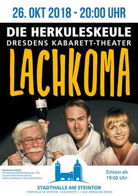 Bild: Die Herkuleskeule Dresden - Lachkoma