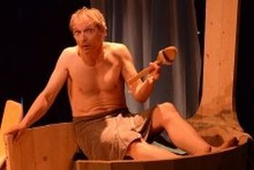 Bild: Allein in der Sauna - Komödie von Frank Pinkus