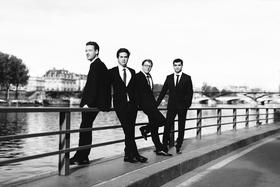 Bild: Van Kuijk Quartett