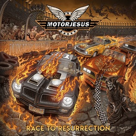 Motorjesus - Race To Resurrection - Album Release Show