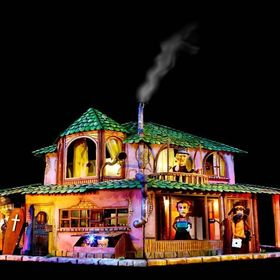 Bild: The House - Sofie Kog Theater