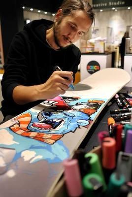 Bild: Comic-Workshop
