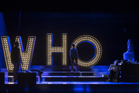 Bild: The who and the what - Ayad Akhtar