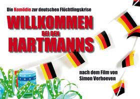 Bild: Willkommen bei den Hartmanns -Tourneetheater Eurostudio