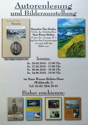 Erinnerungen an meinen Onkel Hans Werner Richter und an meine Kindheit