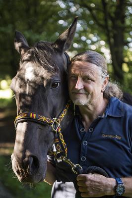 Bild: Wie mich mein Pferd heilte - und ich heute Pferde heile