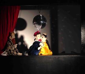 Bild: Puppentheater RatzFatz - Die Mohnprinzessin