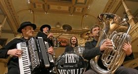 Bild: KLEZMER UND BALKAN FOLK - Die Megille-Band