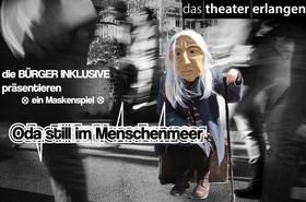 Bild: ODA STILL IM MENSCHENMEER - Produktion des Theaterclubs