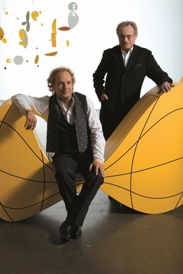 Bild: LEE RITENOUR & DAVE GRUSIN - with Band