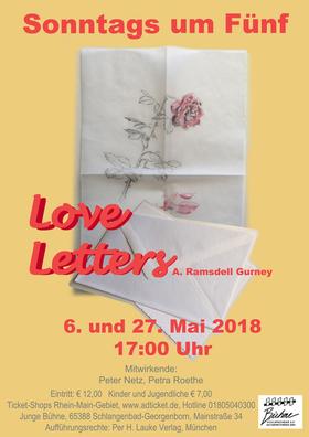 Bild: Love Letters - 2. Vorstellung
