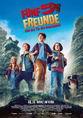 Bild: Fünf Freunde und das Tal der Dinosaurier