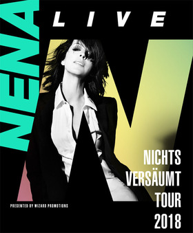 """Bild: NENA - """"Nichts Versäumt""""-Tour 2018"""