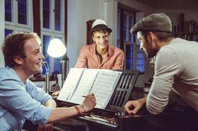 """Bild: Konzert mit der Band """"Das Kollektiv"""" - 19. Kultursommer - Familiennachmittag"""