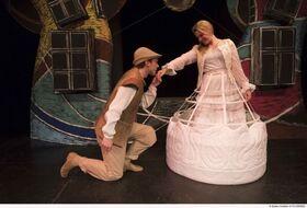 Bild: Zwerg Nase - Theater Krefeld Mönchengladbach