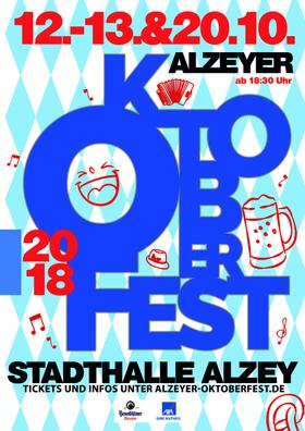 Bild: 2.Alzeyer Oktoberfest - Band: Unterland Echo