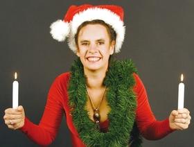 Bild: Nessie Tausendschön - Weihnachtsfrustschutz