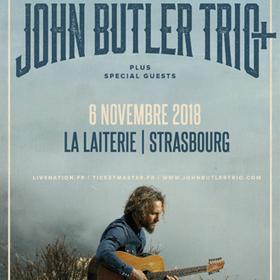 Bild: John Butler Trio