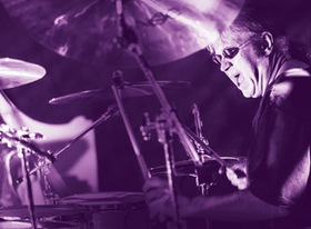 Bild: Ian Paice (Deep Purple) - featuring Pur.pendicular