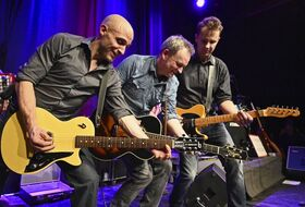 Bild: Robert Oberbeck and the M Street Band - 14. Bruce Springsteen Tribute Nacht