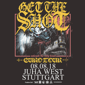 GET THE SHOT - Unleash The Only Beast Euro Tour 2018 live in ...