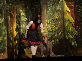 Bild: Rotkäppchen - Klassisches Kindertheater