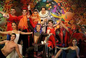 Traumtheater Salome - Akrobatik - Tanz - Musik - Poesie