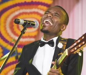 Bild: Patience Namadingo feat. Princess Chitsulo (Malawi) Makatumbe (Hannover) - 50 Jahre Städtepartnerschaft Hannover - Blantyre (Malawi)