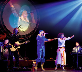 Bild: SUPER ABBA - The ABBA - Tribute - Show
