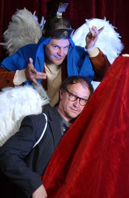 Bild: Der Messias - Die Weihnachts-Kultkomödie von Patrick Barlow