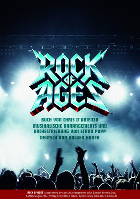 Bild: Rock of Ages -  A Kick Ass Musical