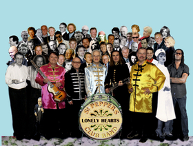 Bild: The Beatles Sgt. Peppers Lonely Hearts Club Band - Live