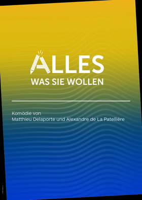 Bild: Alles, was Sie wollen - Grenzlandtheater Aachen