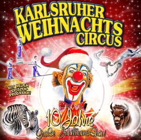 Bild: Karlsruher Weihnachtscircus