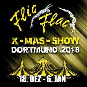 Bild: Flic Flac Dortmund - Die neue X-MAS Show