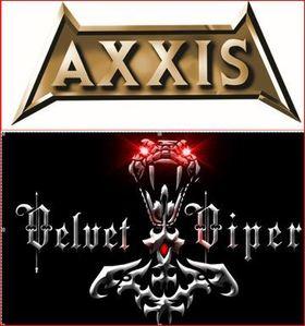Bild: BURG GREIFENSTEIN`s DYNAMITE NIGHT - Mit AXXIS & Velvet Viper