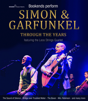 Simon & Garfunkel - Through the Years - performed by Bookends and the Leos Strings Quartet