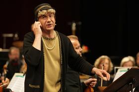 Bild: Ilse Bähnert - Die Lustige Witwe in der Operette