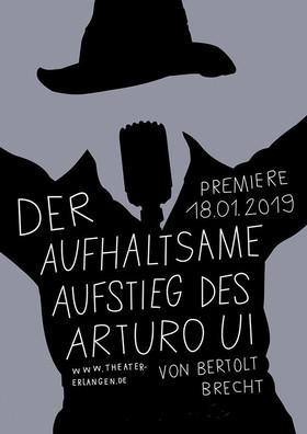 Bild: DER AUFHALTSAME AUFSTIEG DES ARTURO UI - Gangsterparabel von Bertolt Brecht