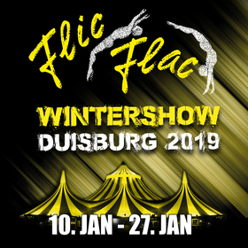 flic flac duisburg die neue wintershow so um 15 00 uhr tickets landschaftspark. Black Bedroom Furniture Sets. Home Design Ideas