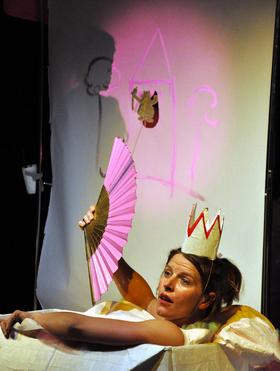 Bild: König Drosselbart - Kindertheater ab 4 Jahre