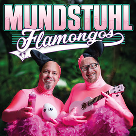"""Bild: Mundstuhl """"Flamongos"""""""