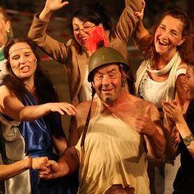 Bild: Lysistrata oder Der Weiberkrieg - Komödie nach Aristophanes