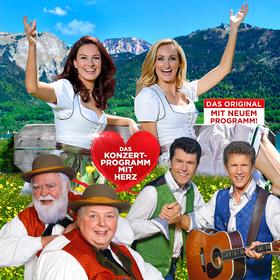 Heimatgefühle 2019 - Das Konzertprogramm mit Herz - präsentiert von Sigrid & Marina
