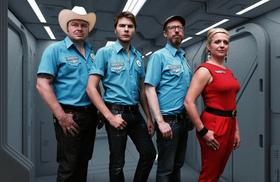 Bild: Los Santos: Space Rangers Vol. II - Raketen-Rumba und Sci-Fi-Tex-Mex