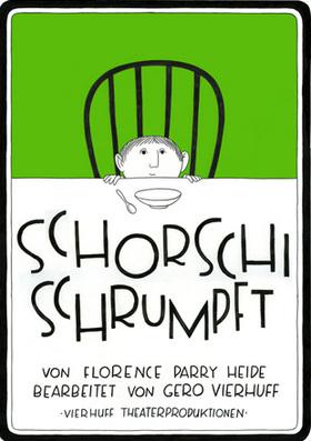 Bild: Schorschi schrumpft - Vierhuff Theaterproduktionen