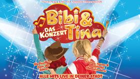 Bibi & Tina - Das Konzert - Alle Hits & eine spannende, neue Geschichte live