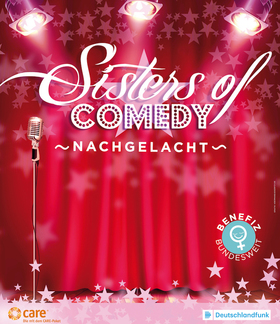 Bild: Sisters of Comedy | Nachgelacht - Benefiz zugunsten Aktion BoRa