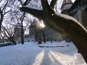 Bild: Winterspaziergang durch die baltischen Metropolen - Eine Multivisions-Reportage von und mit Albert Rohloff