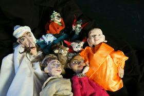 Bild: Der Kitzelkönig - Theater Fadenschein